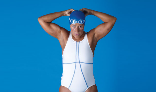 Swimmer Diana Nyad Joins Dancing With the Stars