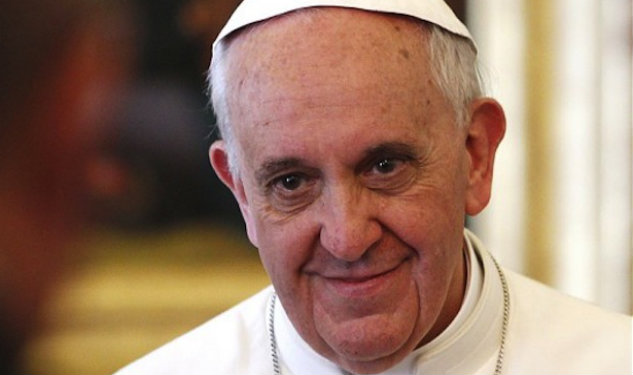 Pope Suggests Catholic Church Might Consider Civil Unions