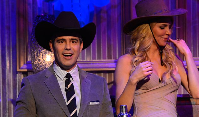 WATCH: Andy Cohen Performs an Ode to Texas Ahead of SXSW