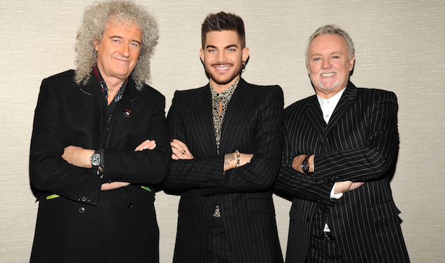 Adam Lambert to Queen Out This Summer
