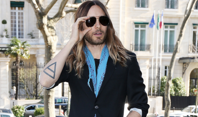 Best-Dressed Man of the Week: Jared Leto