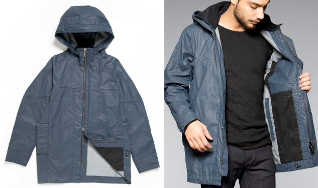 Daily Crush: Valter All Day Jacket by Nudie Jeans