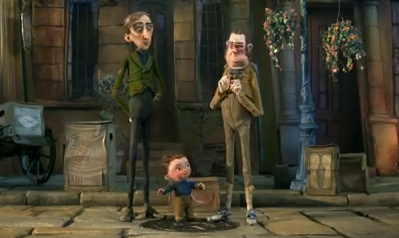The Boxtrolls Latest Teaser Tempts Us to Be 'Square'