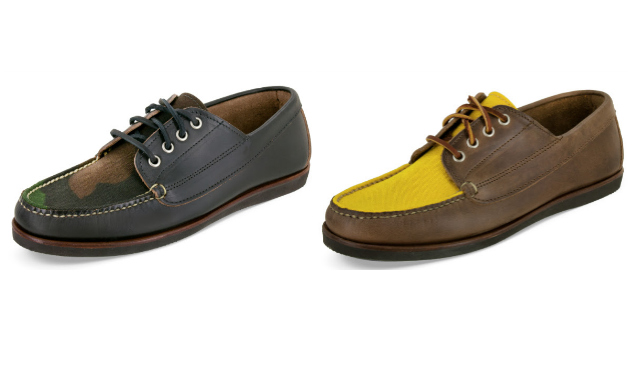 Daily Crush: Eastland x Mark McNairy Shoe Collaboration