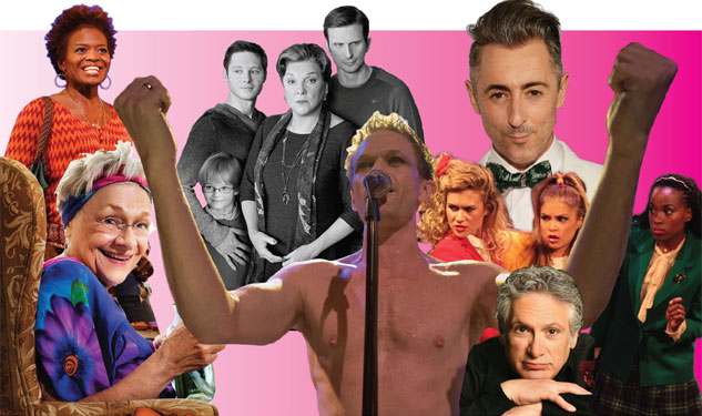 The Gayest Theater Season Ever?