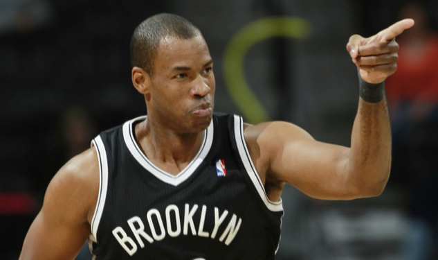 The Nets Stick with Jason Collins