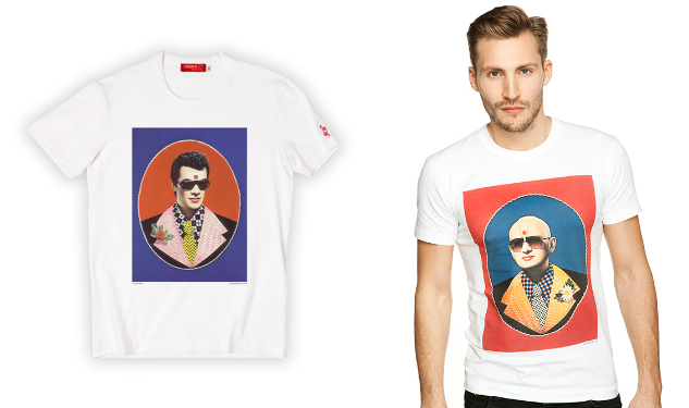 Daily Crush: Pierre & Gilles T-Shirts by Ginza