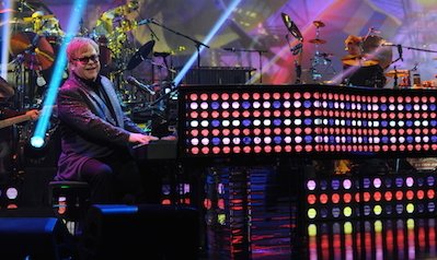 EXCLUSIVE: Elton John's Las Vegas Performance of 'Benny and the Jets'
