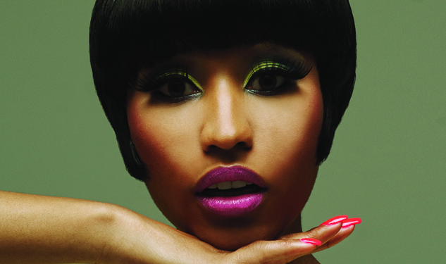 Throwback Thursday: Nicki Minaj Wigs Out