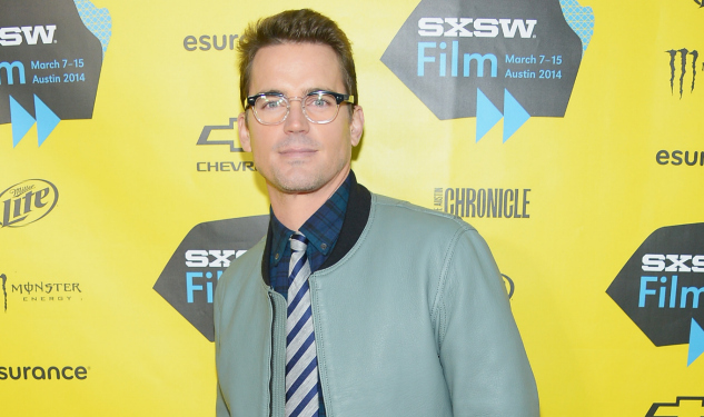 Best-Dressed Man of the Week: Matt Bomer