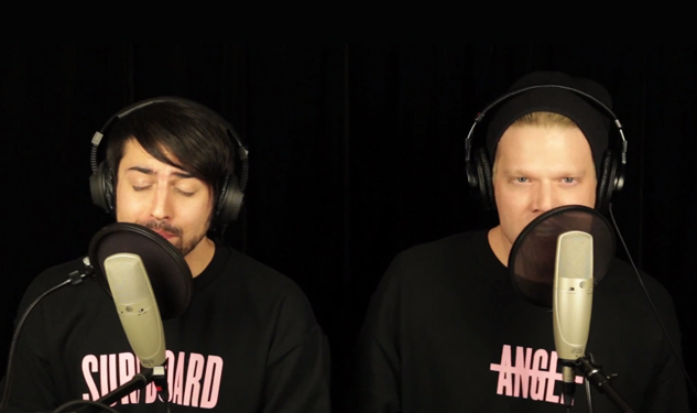 Watch Duo Perform Epic Cover of Beyonce's Fifth Album