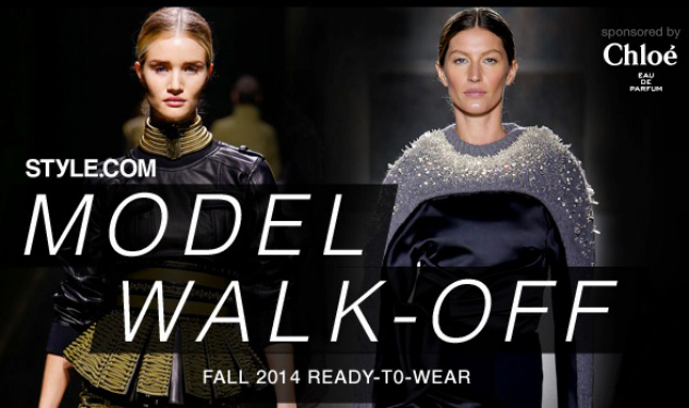 Style Wars: The Model Walk-Off