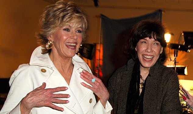 Lily Tomlin & Jane Fonda Team Up for Netflix Original Series Grace And Frankie