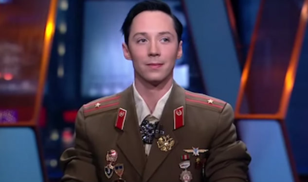 Johnny Weir And His Husband Have Split Up