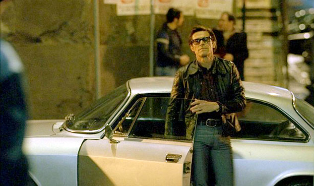 First Look: Willem Dafoe as Gay Director Pier Paolo Pasolini