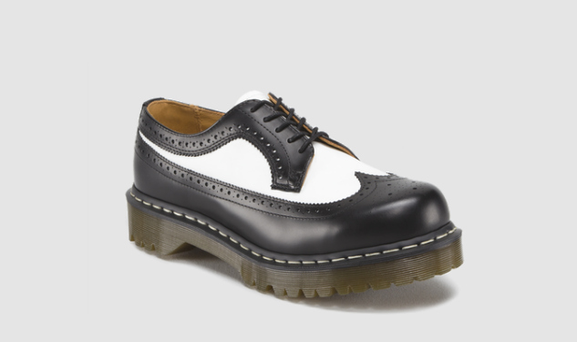 Daily Crush: Brogue Shoes by Dr. Martens