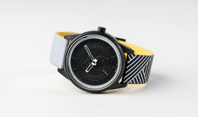Daily Crush: Solar Watch by Q&Q
