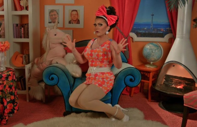 WATCH: New Web Series Hosted By RPDR's BenDeLaCreme