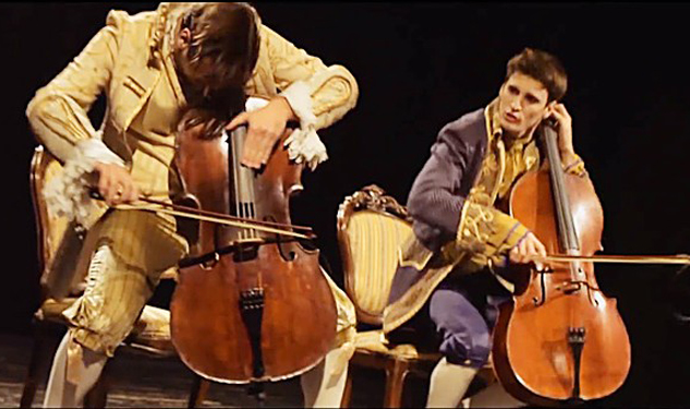 "WATCH: Smoldering Cellists (Really!) Crush AC/DC's ""Thunderstruck"""