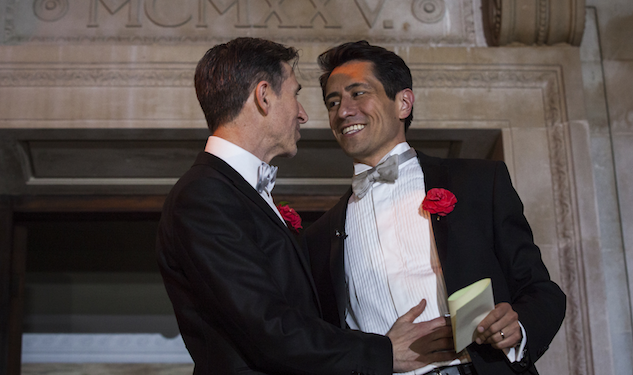First Same-Sex Marriages Take Place in UK