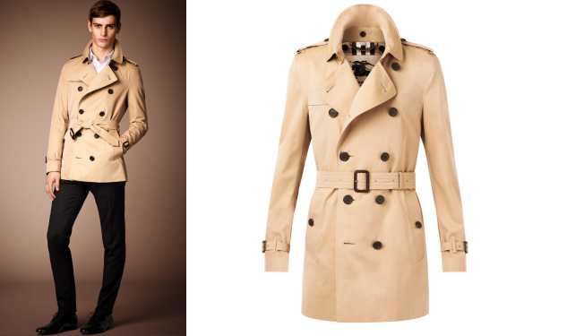 Daily Crush: Heritage Trench Coat by Burberry