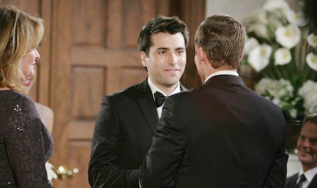 First Gay Male Wedding in Soap Opera History