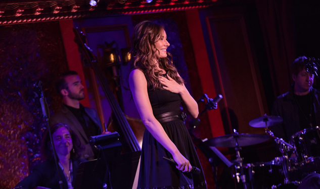 10 Qs: Laura Benanti on The Sound Of Music Live, The Good Wife & Performing in Her Underwear
