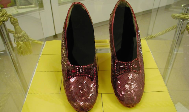 Fund This: Who Stole the Ruby Slippers?