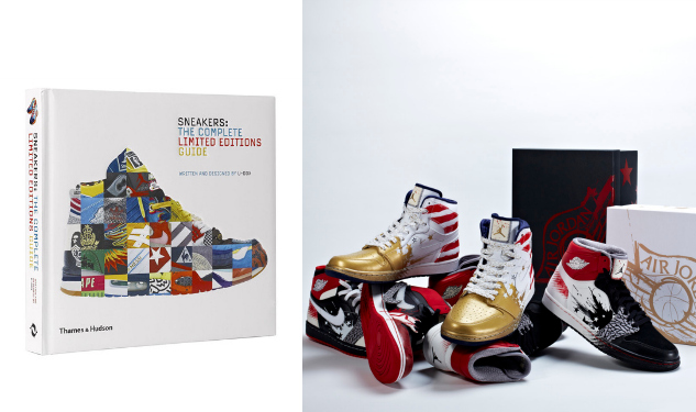 Truman's Book Club: 'Sneakers: The Complete Limited-Editions Guide'