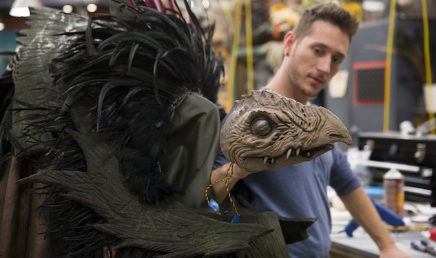 WATCH: The Skeksis Return