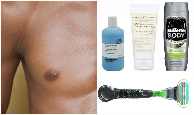 Body Ready: Six Manscaping Essentials