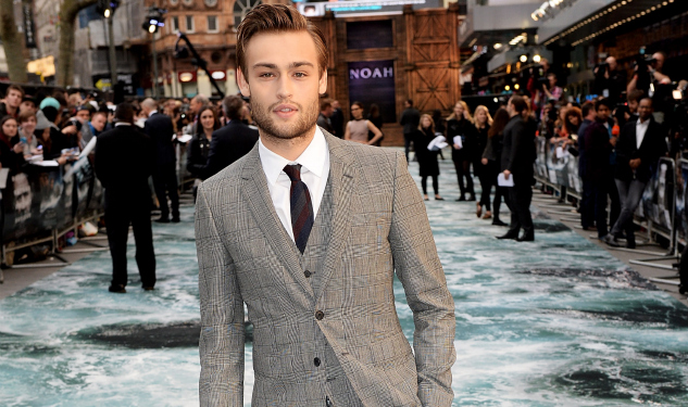 Best-Dressed Man of the Week: Douglas Booth
