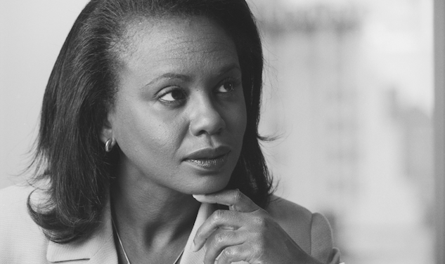 Remembering the Anita Hill Sexual Harassment Case