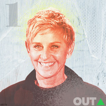 Power List 2014: ELLEN DEGENERES