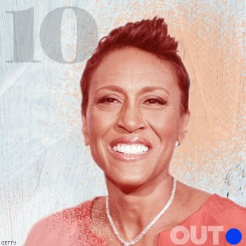 Power List 2014: ROBIN ROBERTS