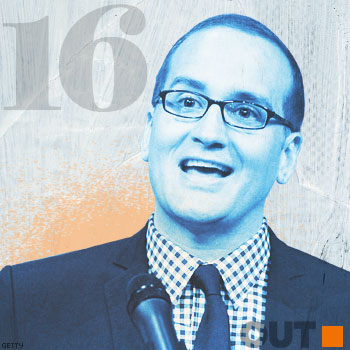 Power List 2014: CHAD GRIFFIN