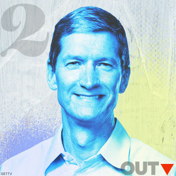Power List 2014: TIM COOK