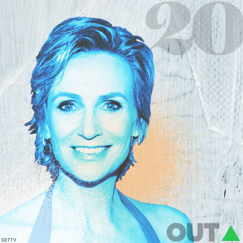 20 Jane Lynch