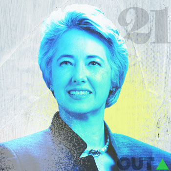 Power List 2014: ANNISE PARKER