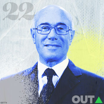 Power List 2014: DAVID GEFFEN