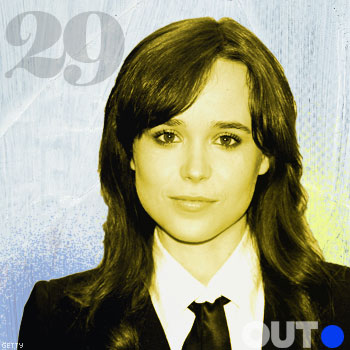 Power List 2014: ELLEN PAGE