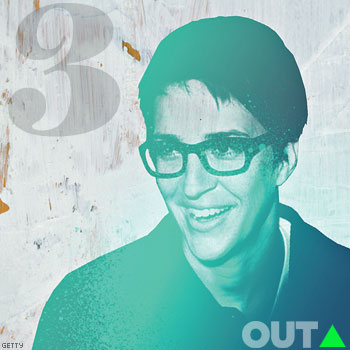 Power List 2014: RACHEL MADDOW