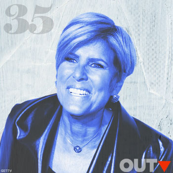 Power List 2014: SUZE ORMAN