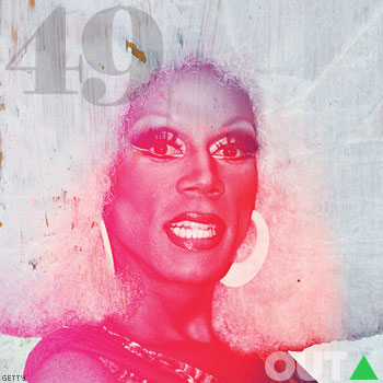 Power List 2014: RUPAUL CHARLES