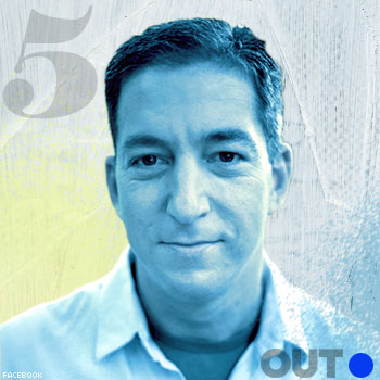Power List 2014: GLENN GREENWALD