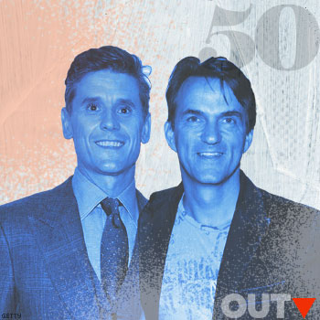 Power List 2014: SIMON HALLS & STEPHEN HUVANE