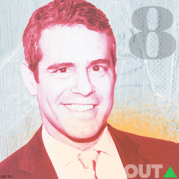 8 Andy Cohen