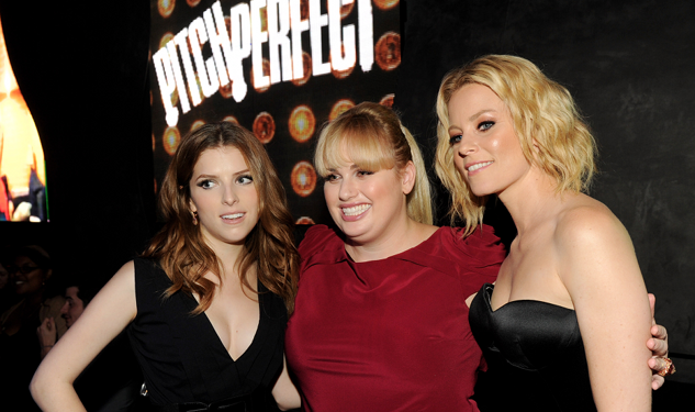 Elizabeth Banks Reveals Anna Kendrick, Rebel Wilson are Graduating in Pitch Perfect 2
