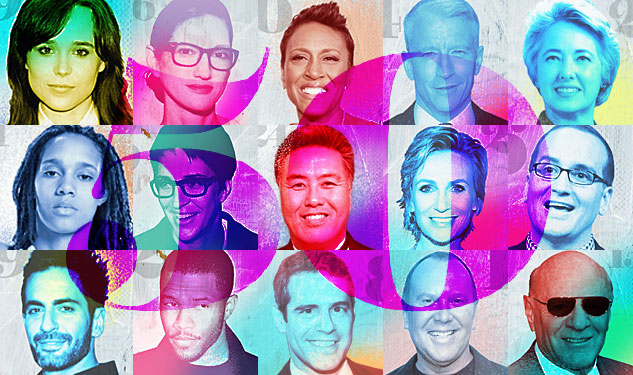 What Does LGBT Power Look Like in 2014?
