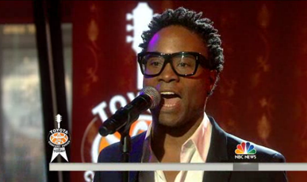 WATCH: Billy Porter Performs on Today Show